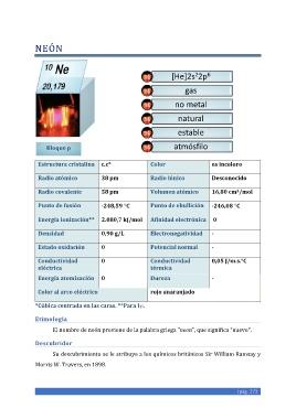 Page 273 Los Elementos Químicos Un Manual Extenso A Doadrio